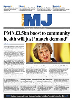 The MJ Health supplement December 2018 teaser